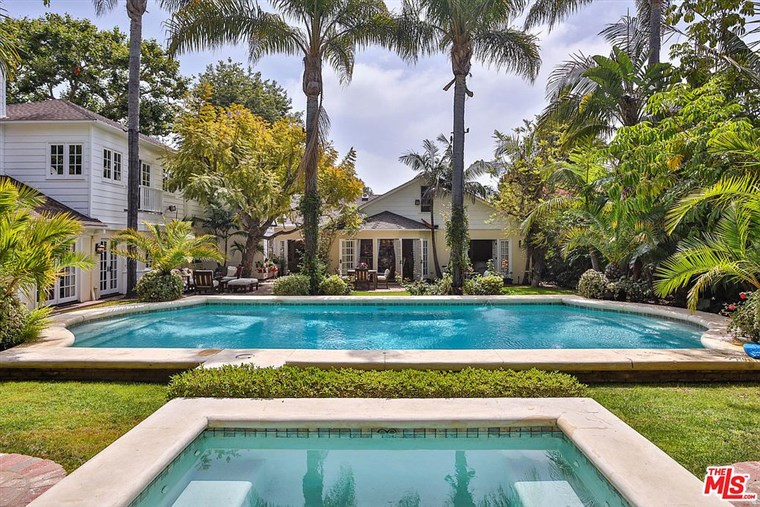 Kurt Russell and Goldie Hawn's home