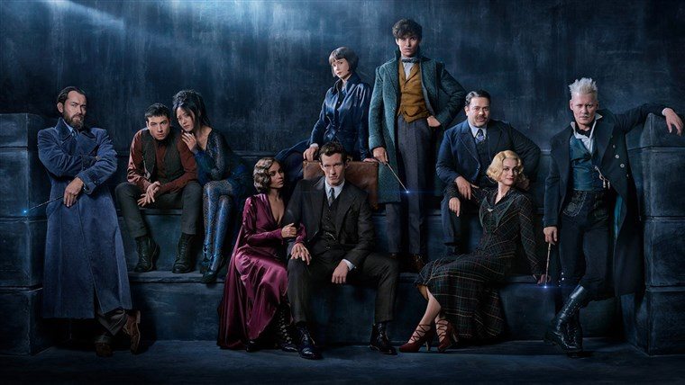 פנטסטי Beasts: The Crimes of Grindelwald