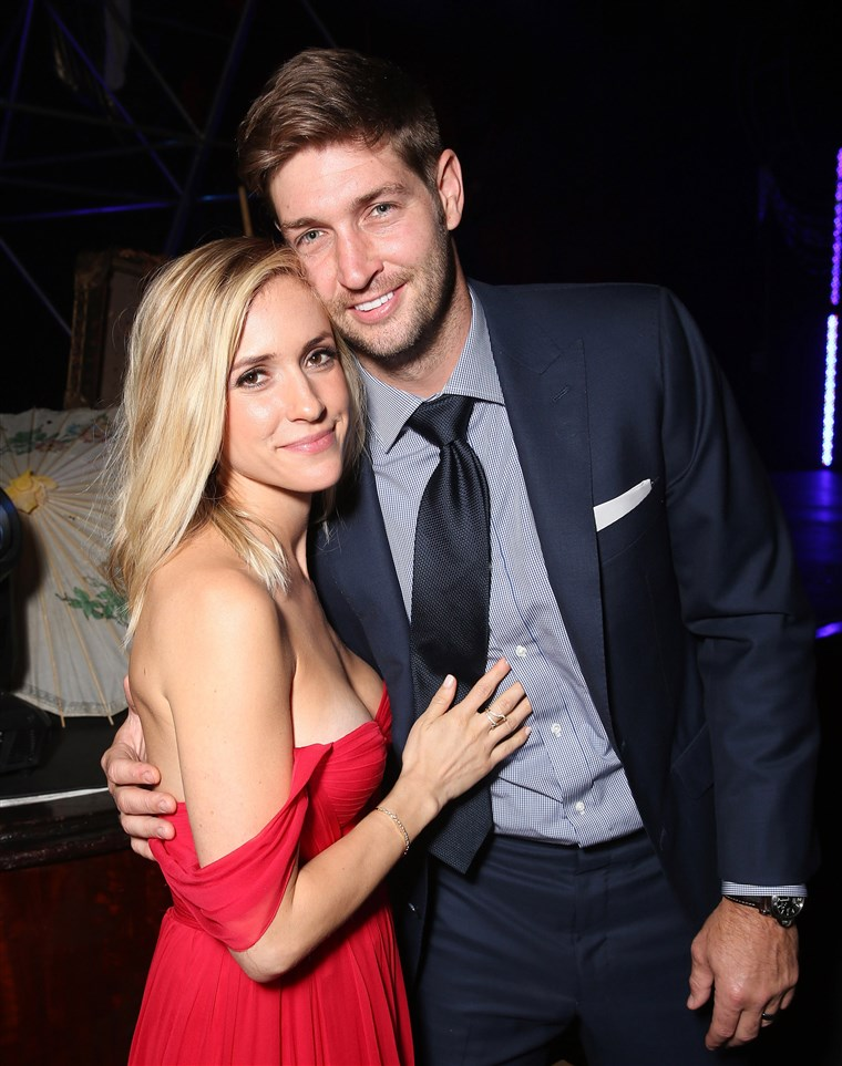 קריסטין Cavallari and Jay Cutler