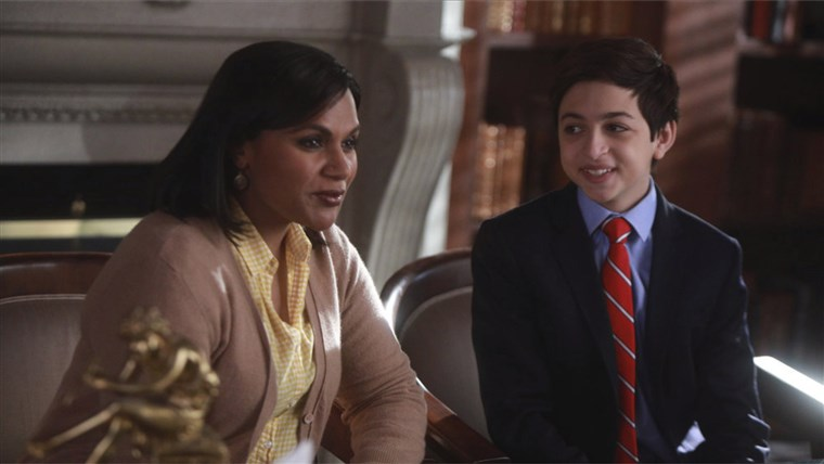 Mindy Kaling on TODAY