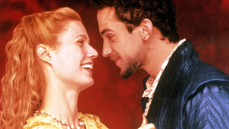 SLIKA: Shakespeare in Love