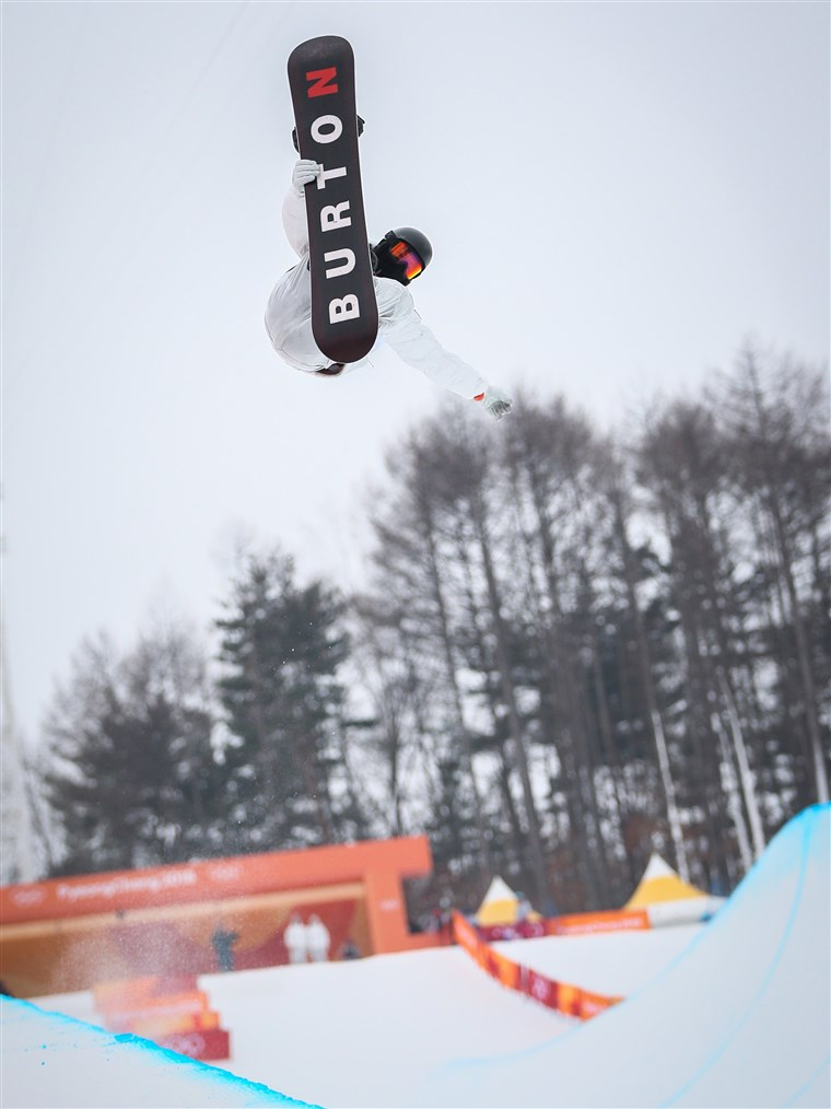Slika: Snowboard - Winter Olympics Day 5