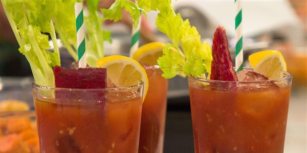 कार्सन Daly's Hangover-Curing Magical Bloody Mary
