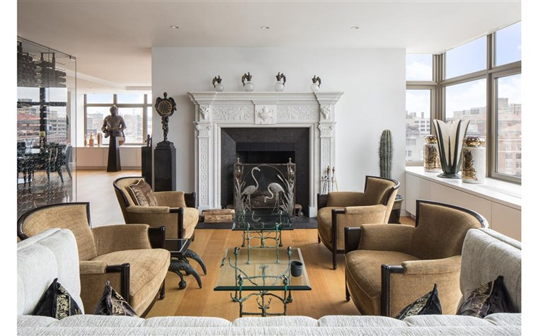 Mary-Kate and Ashley Olsen's former penthouse is for sale