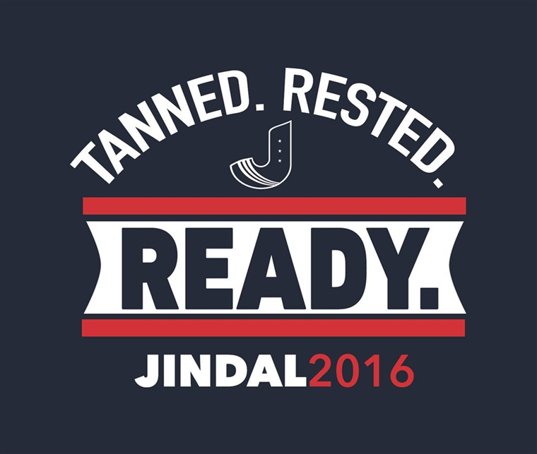 מוגבל Edition: Tanned, Rested, Ready T-Shirt