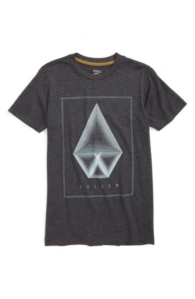 קונצנטריות Graphic T-Shirt VOLCOM