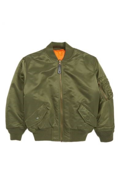MA-1 Flight Jacket ALPHA INDUSTRIES