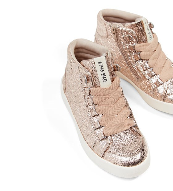FÉMES HIGH TOP SNEAKERS