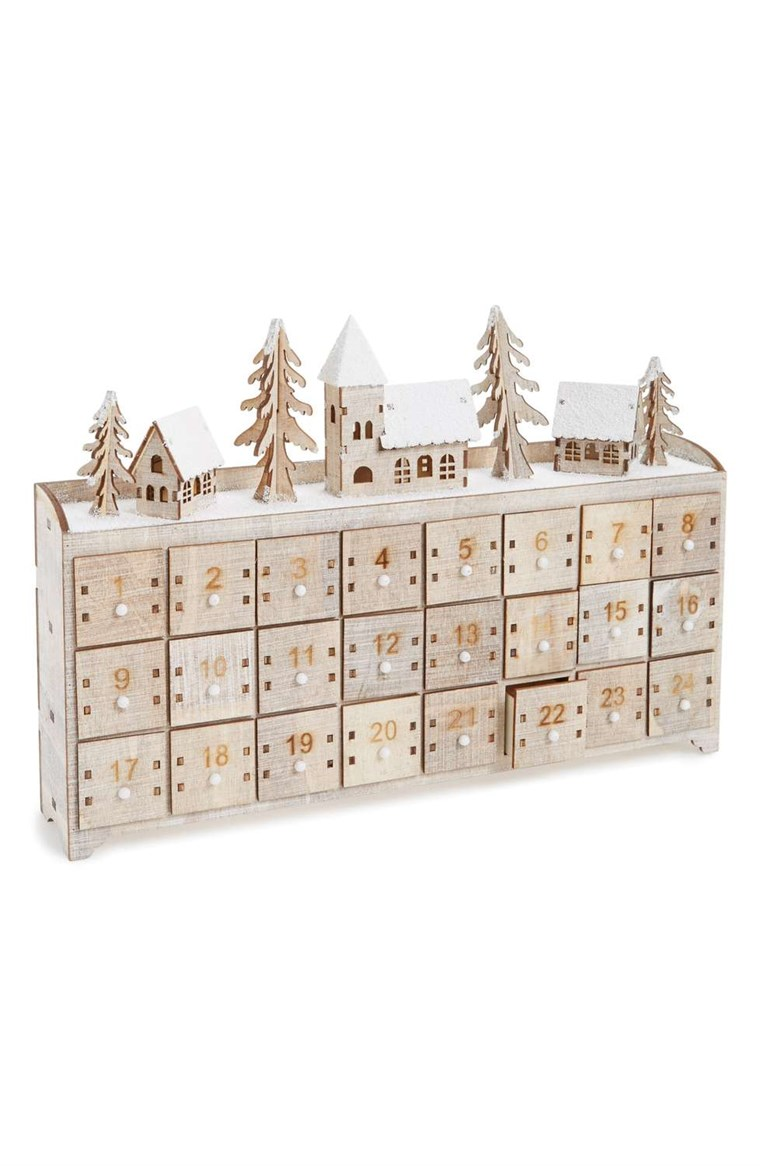 MŰVÉSZIES Light Up Advent Calendar