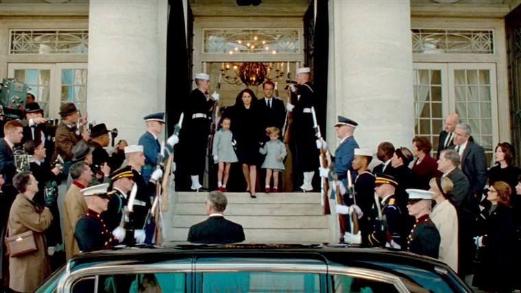 JACKIE: OFFICIAL TRAILER