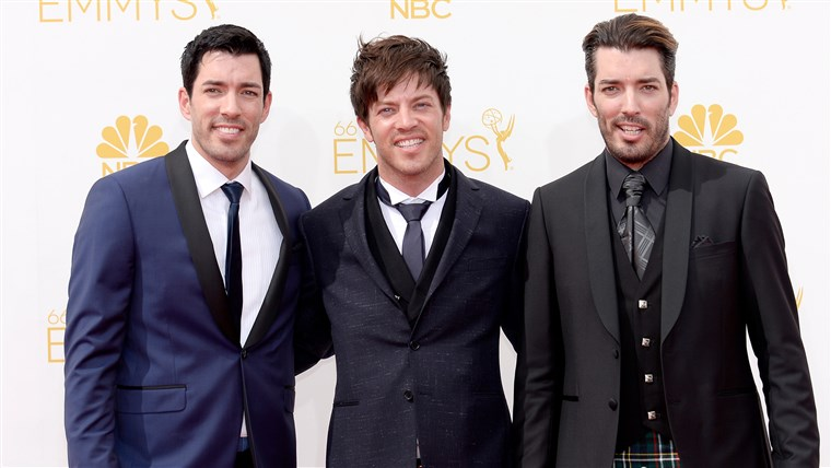 דראו Scott, JD Scott and Jonathan Scott
