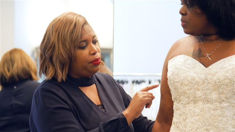 Haute & Co. plus-size bridal boutique