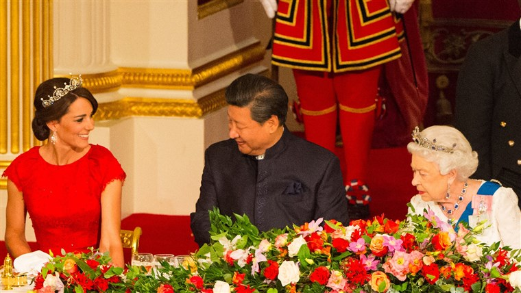 छवि: State Visit Of The President Of The People's Republic Of China