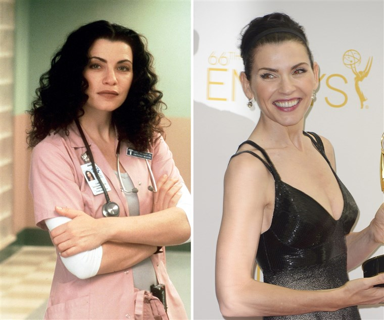 Julianna Margulies: From a good nurse to 'The Good Wife.'