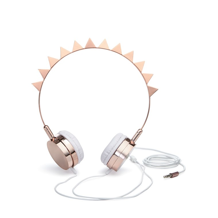 Tijara and Crown headphones