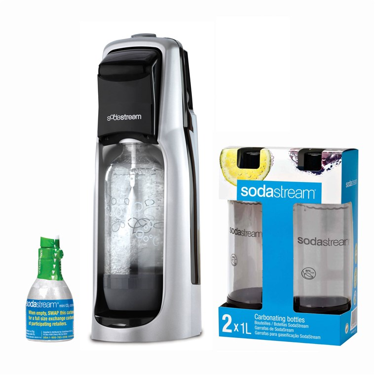 Sodastream Fountain Machine