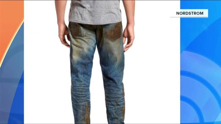 Vrh's clear jeans