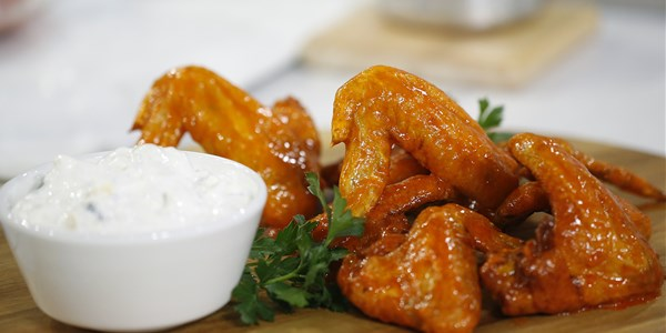 Bivaly Chicken Wings
