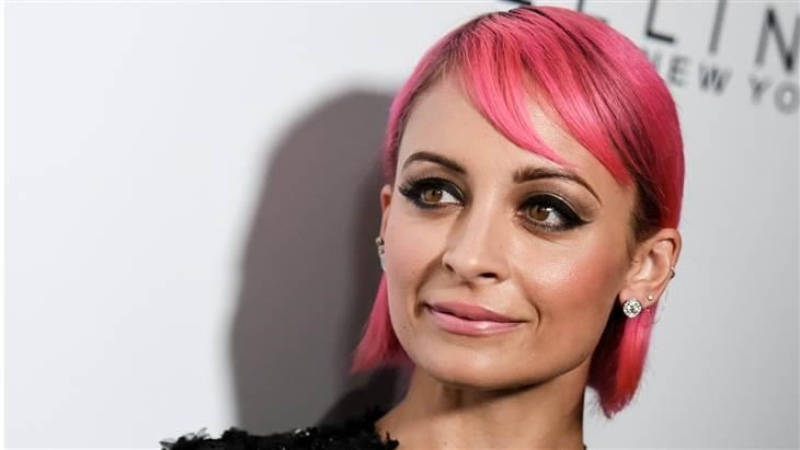 Nicole Richie at the Fashion Los Angeles Awards on Jan. 22.