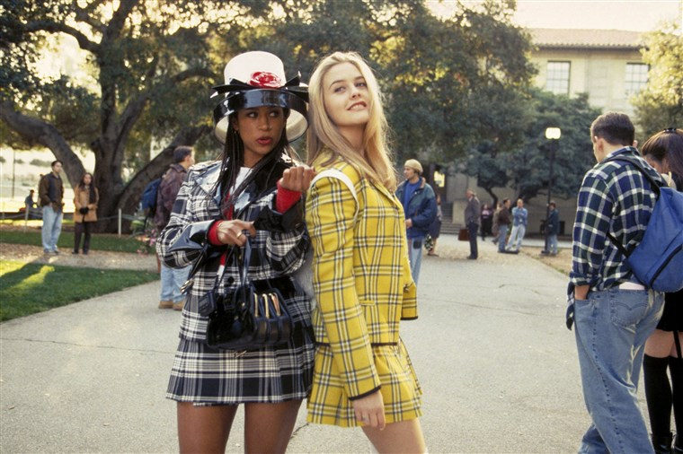 TANÁCSTALAN, Stacey Dash, Alicia Silverstone, 1995, (c) Paramount/courtesy Everett Collection