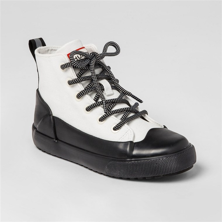 Lovac high tops, exclusively at Target.