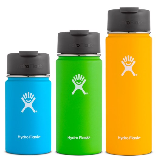 hidro Flask travel mug