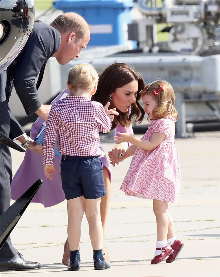 Duke And Duchess Of Cambridge Visit Germany - Day 3