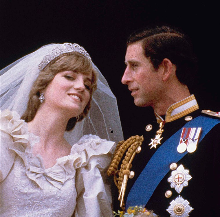Hercegnő Diana wore the Spencer tiara to white-tie events throughout her marriage.