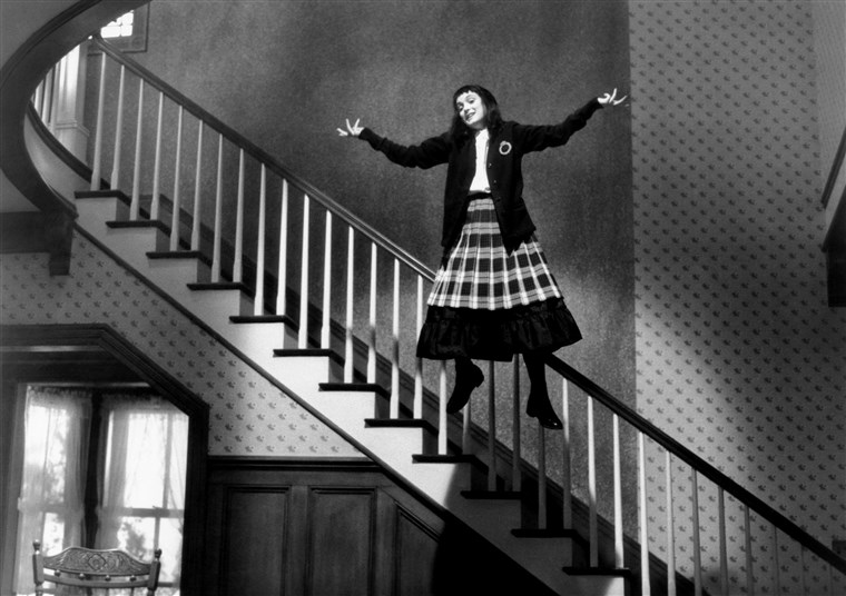 Winona Ryder in Beetlejuice photo