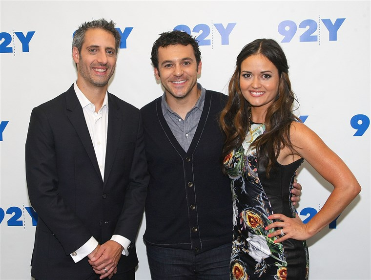 Slika: Josh Saviano, Fred Savage and Danica McKellar